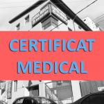 Certificat medical, OAMMR, inscriere concurs, adoptie